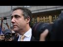 Trump reacts to Michael Cohen guilty plea