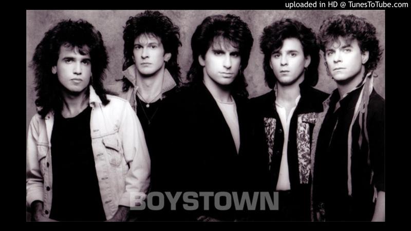 Boystown - I Need Shelter.