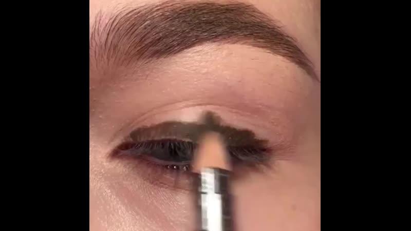 Смоки макияж