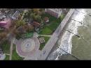 Пролетая над осенним Зеленоградском