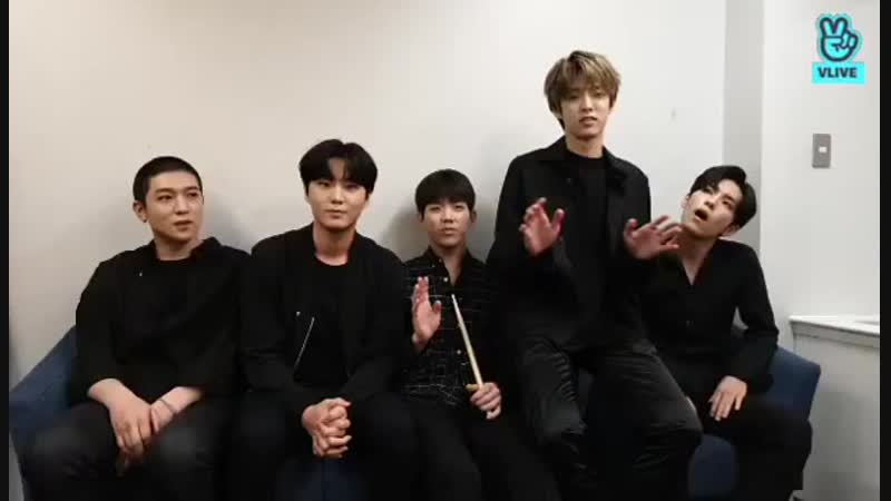 181024 V APP [REPLAY] MyDay Long Time No See~🎤