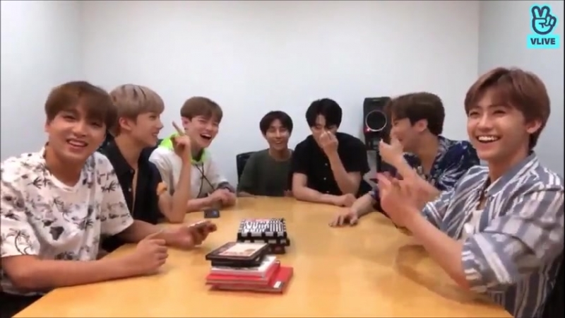 Mark spoiled nct dream's comeback but haechan saved his ass