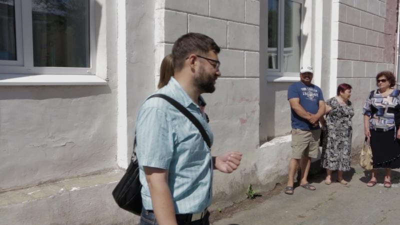 Выступление Андреянова С.Н. на митинге в Гремячинске