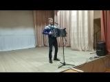 Отрывок подготовки к конкурсу Казачьей песни Вольница