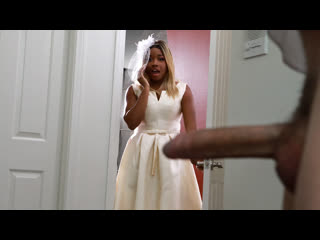 Nina rivera bubble butt bride (anal, big tits, blonde, blowjob, ebony, natural tits, hardcore)
