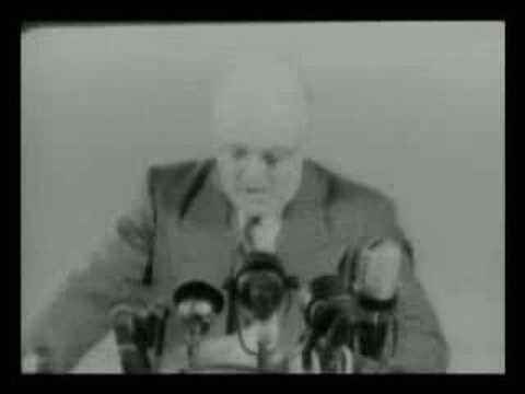 Hollywood 'Red' Probe, HUAC Hearings Begin 1947/10/20