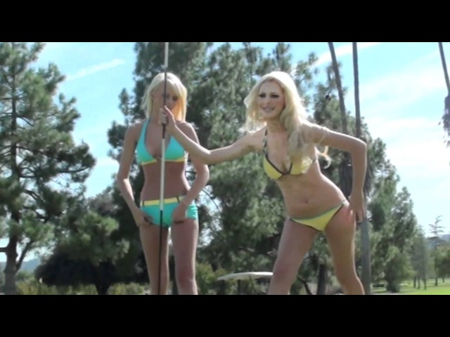 Golfers Candice Hunnicutt Tiffany Toth - BTSP.tv