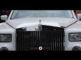 RR Phantom VII on The Caucasian Wedding Ceremony