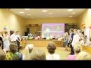 Выпускной Выход и танец 11-е классы, Школа№1, Арамиль, 30.06.2018