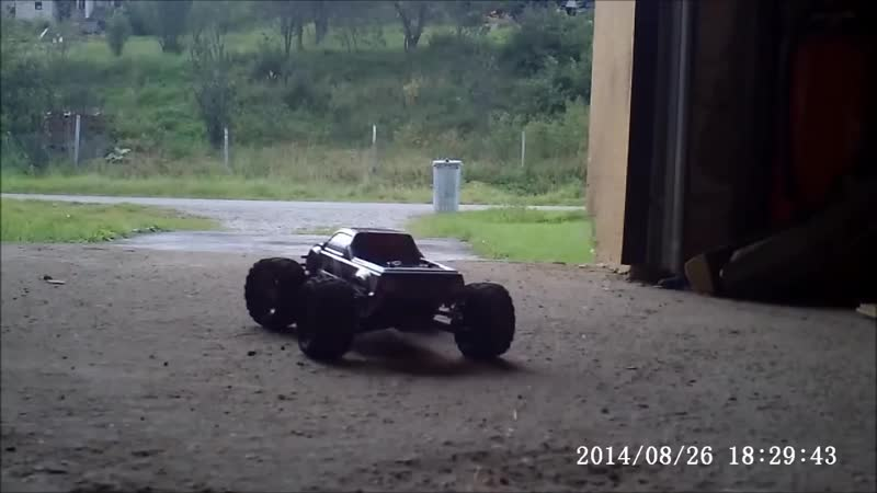 Радиоуправляемый Монстр Himoto Mastadon 4WD 2.4GHz 118 RTR..