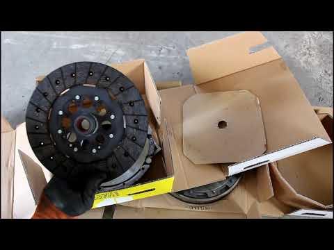Замена маховика и комплекта сцепления 3часть Land Rover Defender Ленд Ровер Дефендер 2005 года