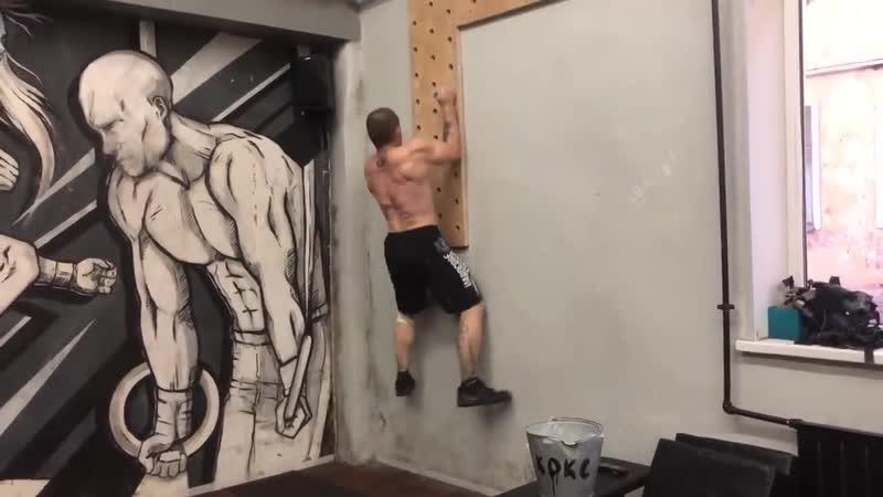 Виктор Блуд - Тренировочные Моменты (Workout, Streetlifting)
