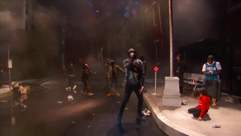 Stay Woke - Meek Mill | Miguel Police Brutality Live Performance |BET Awards 2018
