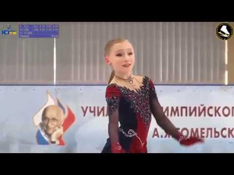 Софья МУРАВЬЁВА ПП Первенство г Москвыст вз 2019