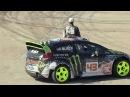 Best drift ever Ken Block-Ford Focus Самый лучший дрифт в мире Кен Блок-Форд Фокус