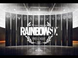 Rainbow Six |Pro League Season 7| Europe Playoff | 19 Апреля