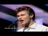A-ha - You Are The One - Live At Des O'Connor Show - 1988 HD