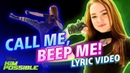 Call Me, Beep Me! Lyric Video Kim Possible Disney Channel Original Movie
