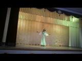Римский-Корсаков Туча со громом сговаривалась, исполняет Екатерина Фомичева. Концертный зал санатория Металлург, Ижевск.
