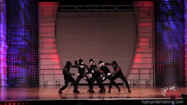 Inhuman synchronicity | JABBAWOCKEEZ - Performance @ HHI's 2012
