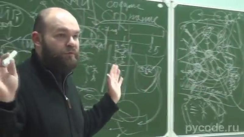 Холопов А.В (лекция 1) - Человек в условиях информационной агрессии (12.10.2012)
