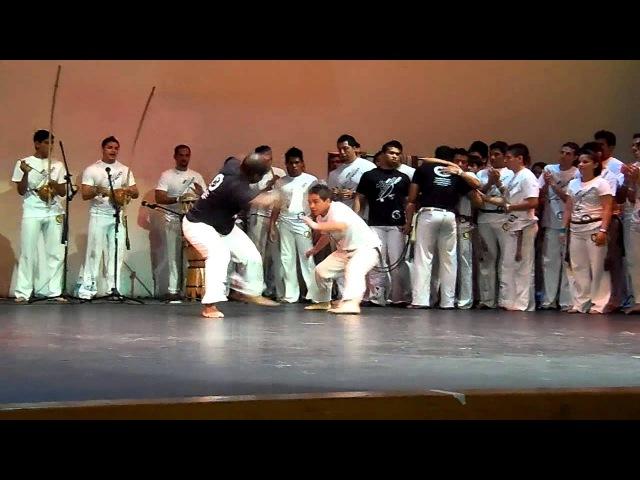 011 Show de Danzas Afro-Brasileñas 28 de Abril 2013