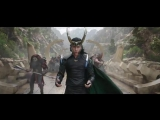 DUB Тизер-трейлер «Тор 3 Рагнарёк Thor Ragnarök» 2017