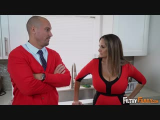 Ava addams (stepmom fucks away his virginity)[2018.12.06, incest, family, mom and son, 1080p]