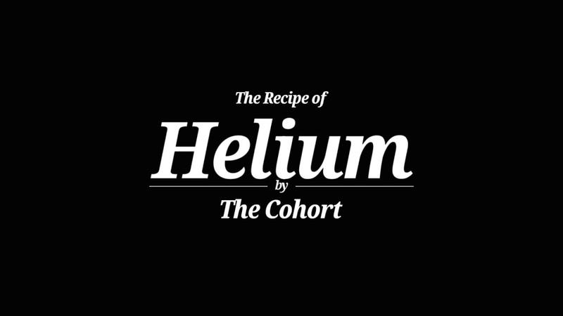 [ENG][JPN] JuniorChef - The recipe of HELIUM (주니어셰프 비트 요리교실 데뷔 곡)