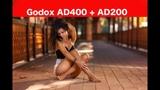 Photoshoot with Emilia used Godox AD400 + AD200 + DEEP PARA 70cm