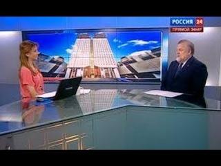 Мнение с Эвелиной Закамской. Донбасс отвалился, Донецк независимость! 7.04.2014