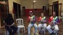 UNICAPOEIRA Meia Lua/56 Anos. Clube Cultural Tiguera. M. Polêmico, Antônio, Francisco. Som. 11jun18