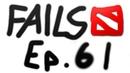 Dota 2 Fails of the Week - Ep. 61