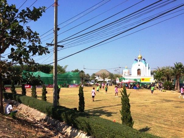 Чемпионат Русского поселка в Таиланде по футболу
