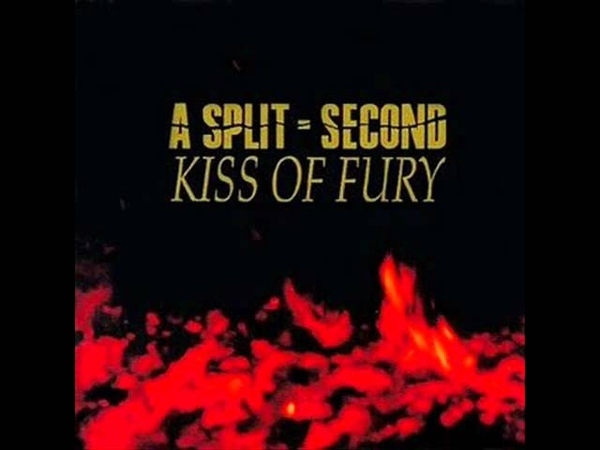A Split-Second - Into The Burning Hole (1990)