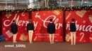 FANCAM 181118 백퍼센트 100% Song For You @ Osaka Mitsui Outlet Park Osaka Tsurumi