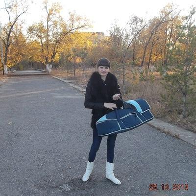 Кристина Готфрид, 22 сентября , Ижевск, id154236513