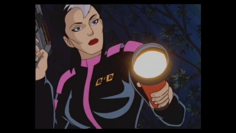 Космические агенты / Bureau of Alien Detectors - 7 серия. Присяге верны