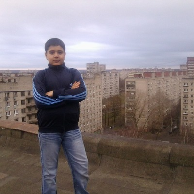 Эмран Рахманулла, 12 апреля 1999, Рыбинск, id197788380