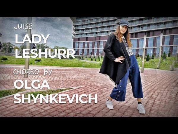 Lady Leshurr - Juice / Olga Shynkevich