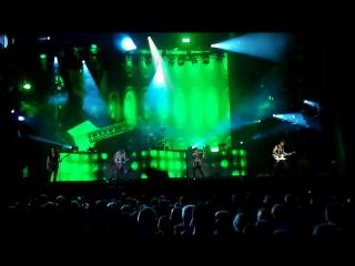 Scorpions -Tease me please me. Locarno. 21.07.2018