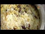 Рецепты от Сталика Ханкишиева - Ришта (плов с фасолью).