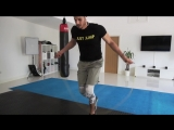 EPIC JUMP ROPE SKILLS! _ Techniques Inspired by MAYWEATHER, ALI, TYSON  DURAN