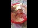 крахмал и детско мыло тесто для лепки