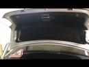 Облицовка крышки багажника Renault Logan 2