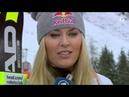 Lindsey Vonn feiert Abfahrts Rekord Sportschau
