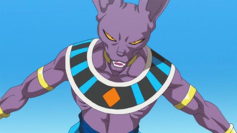 Dragon Ball Z ⍟ A Batalha dos Deuses ⍟ Goku vs. Bills ⍟ Parte 1/3 ⍟ PT-BR