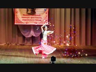 Улдуз Мамедова -«Pinga Ga Pori» (पिंगा ग पोरी) - премьера танца и победа!