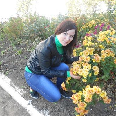 Наталья Вац, 19 октября 1994, Собинка, id192593705