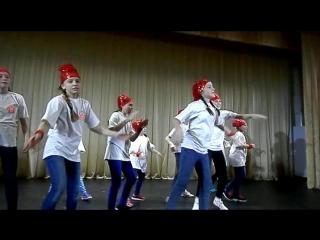Студия современного танца клуб